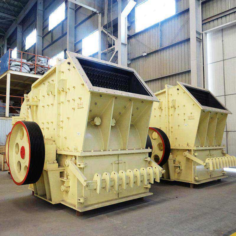 Single-stage crusher