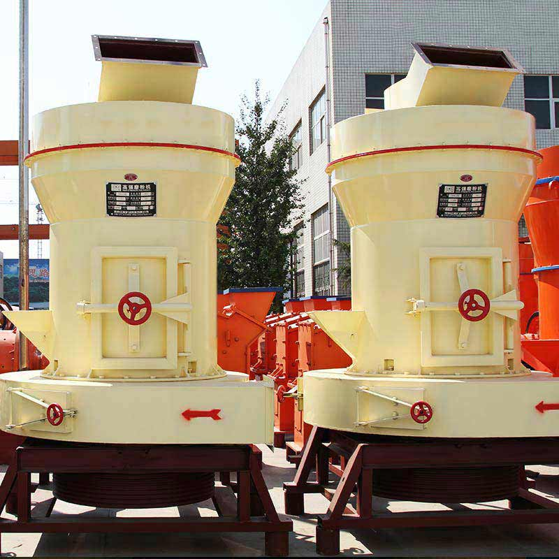 High-strength micro powder mill