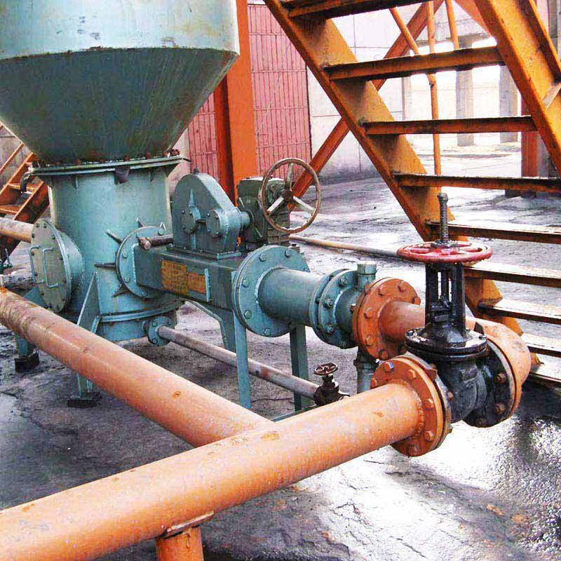 Pneumatic conveying ejector