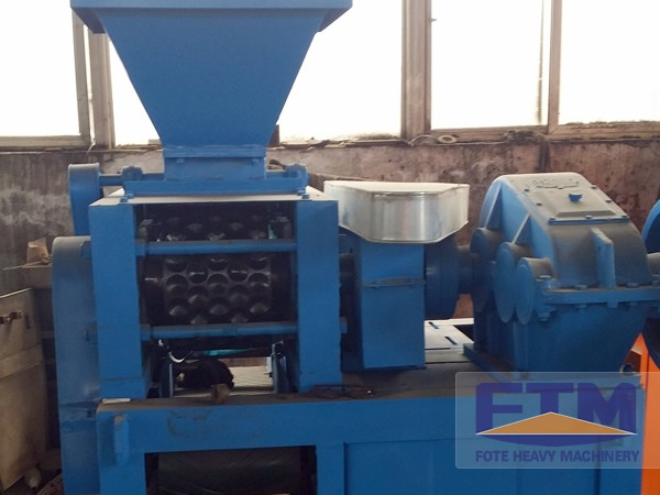 Lime Briquetting Machine